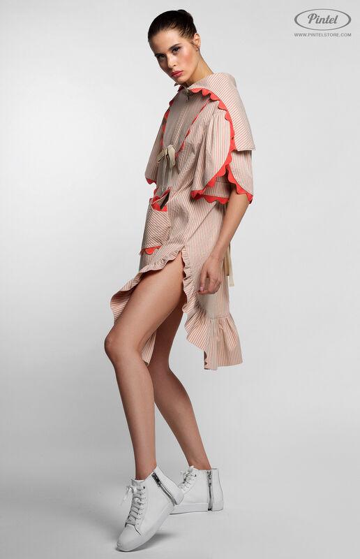 Платье женское Pintel™ Спортивное платье свободного силуэта FONG - фото 1