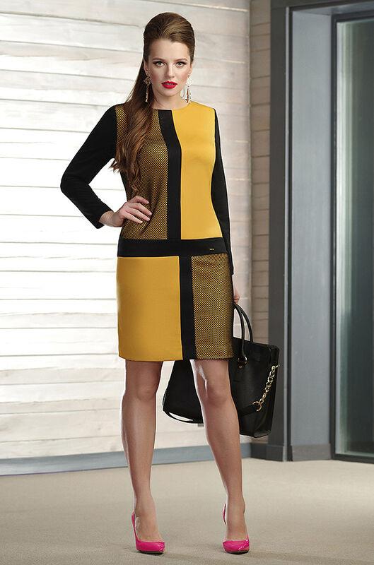 Платье женское Gold Style Платье женское 1965 - фото 3
