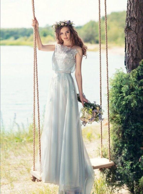 Свадебный салон Papilio Свадебное платье «Синица» 1750L - фото 1