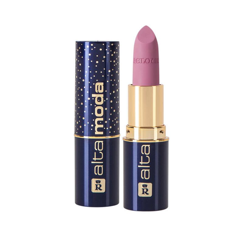 Декоративная косметика Relouis Губная помада Alta Moda матовая 05 Lilac Velvet - фото 1