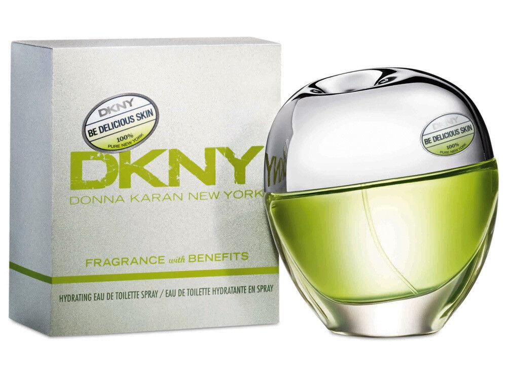 Парфюмерия DKNY Туалетная вода Be Delicious SKIN, 100 мл - фото 1