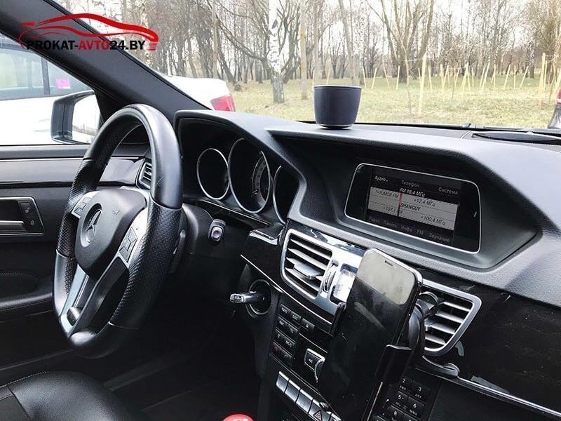 Прокат авто Mercedes-Benz E200 2013 - фото 7