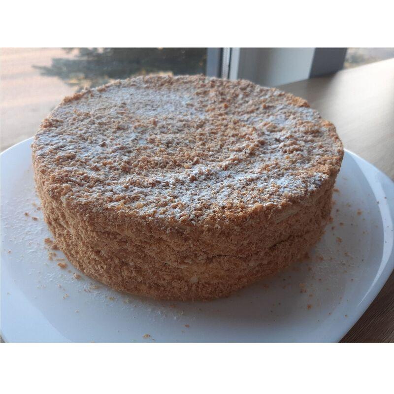 Торт Селi-Паелi Торт «Наполеон» - фото 1