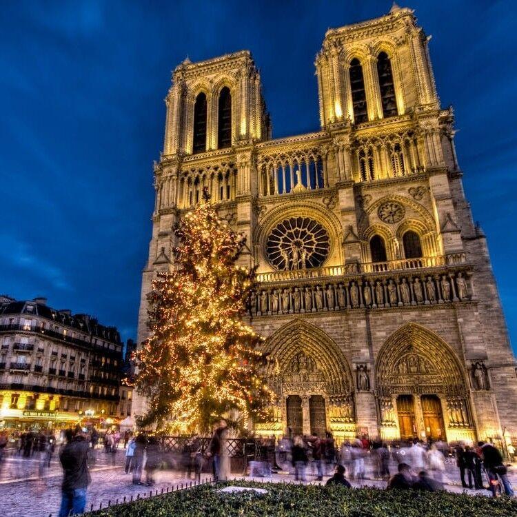 Туристическое агентство Череда Путешествий Автобусный экскурсионный тур «Рождественские выходные в Париже» - фото 1