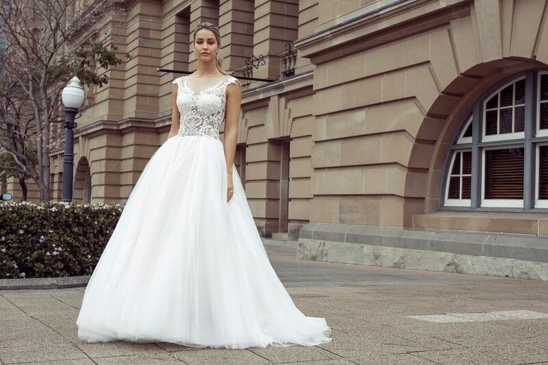 Свадебное платье напрокат Mia Solano Свадебное платье Dawn - фото 2