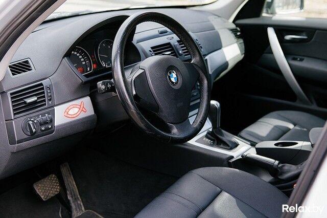 Прокат авто BMW X3 2009 г.в. - фото 4