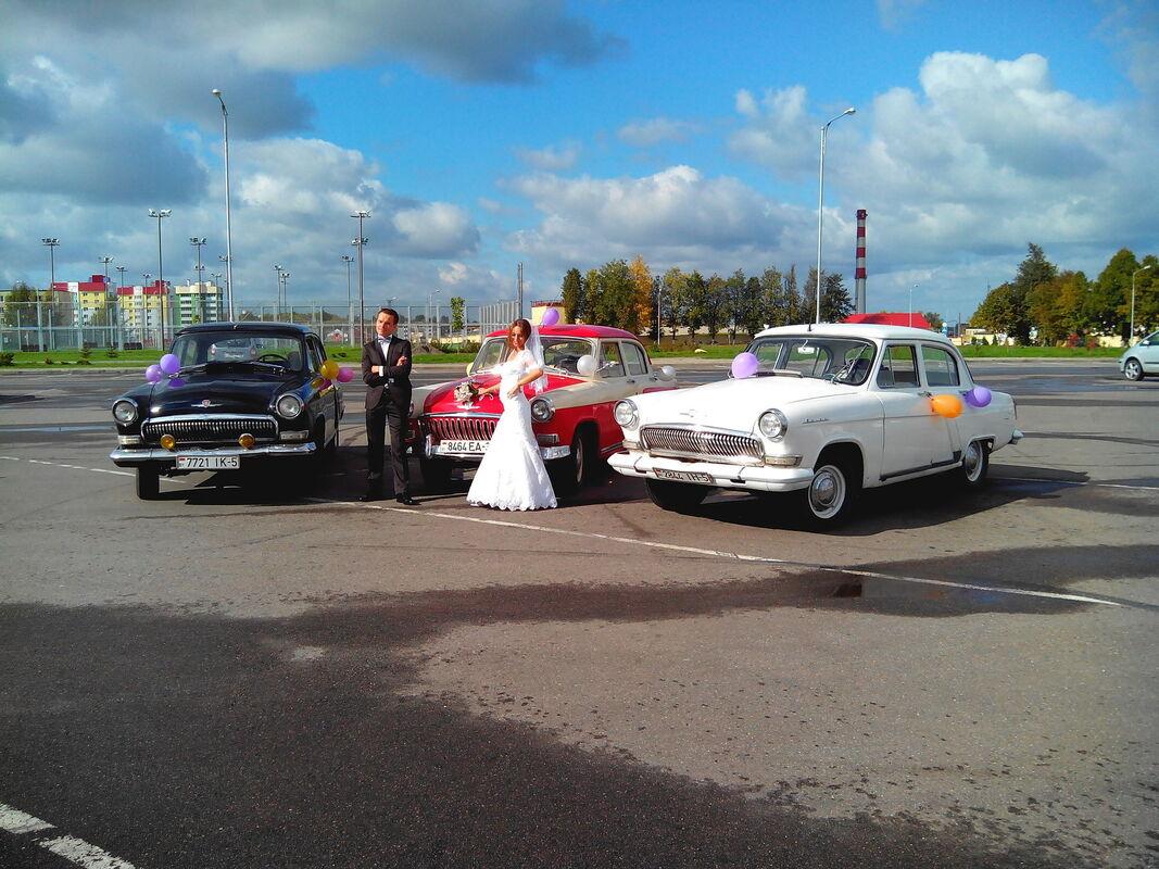 Прокат авто ГАЗ Волга Ретро - фото 4