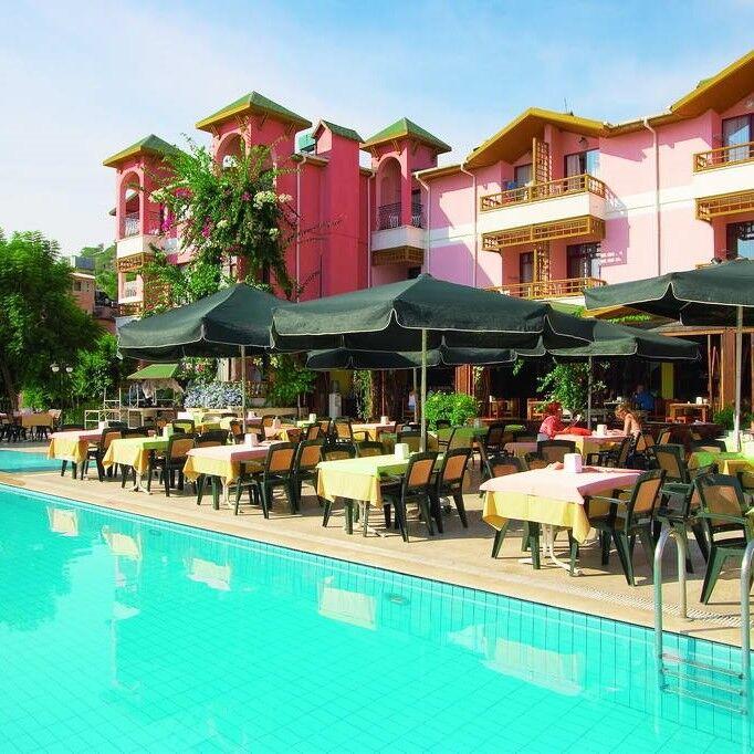 Туристическое агентство Клеопатра-тур Авиатур в Турцию, Кемер, Sea Gull Hotel 4* - фото 1