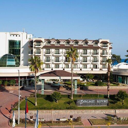 Туристическое агентство Клеопатра-тур Авиатур в Турцию, Кемер, Sentido Palmet Beach Resort 5* - фото 1