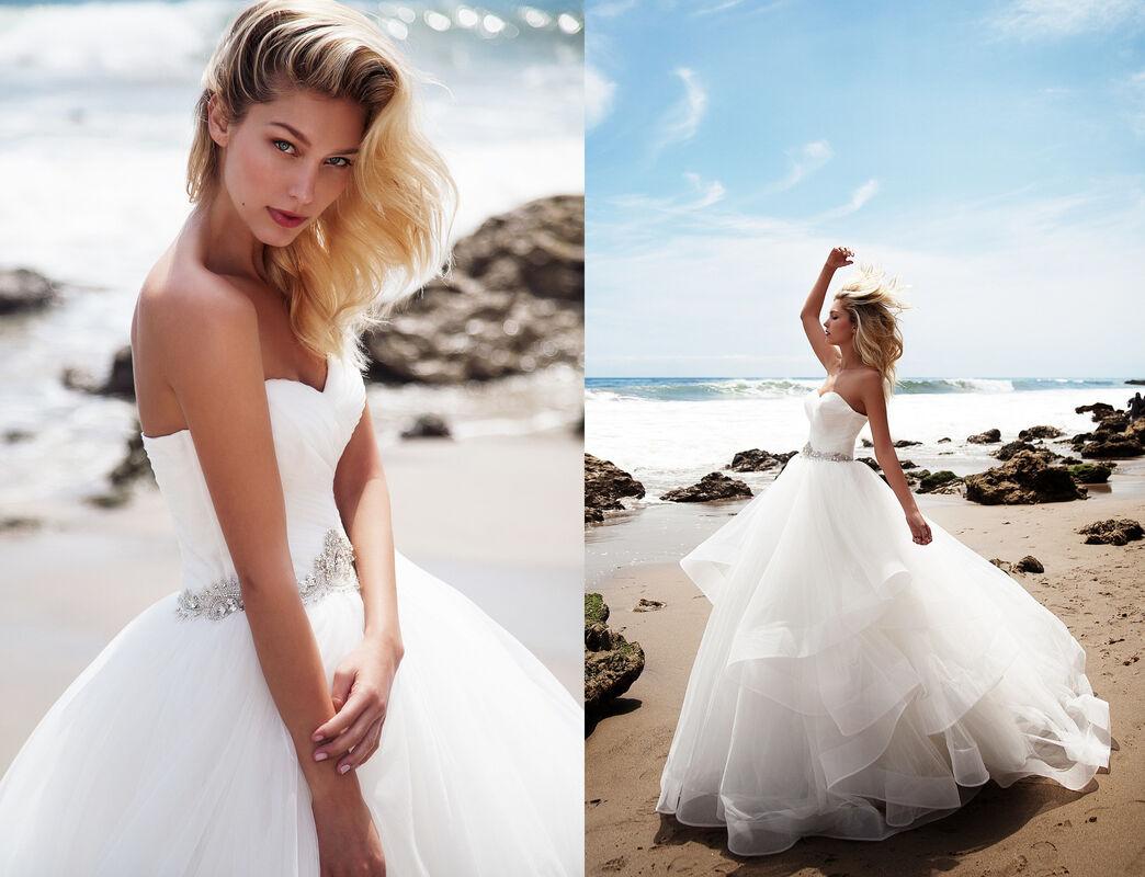 Свадебное платье напрокат Ariamo Bridal Платье свадебное Bravia - фото 2