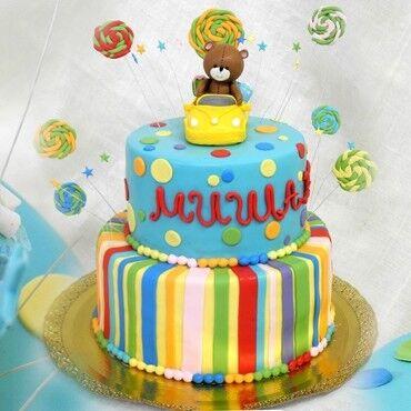 Торт Студия Людмилы Мостаковой Торт «Мишаня» - фото 1
