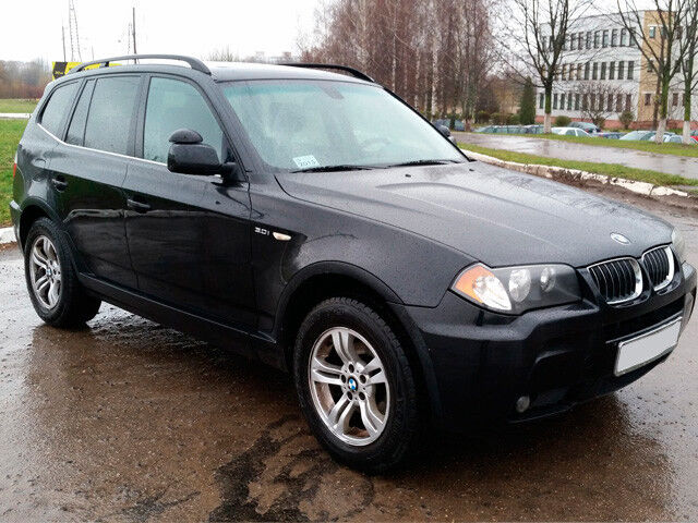 Прокат авто BMW X3 - фото 2