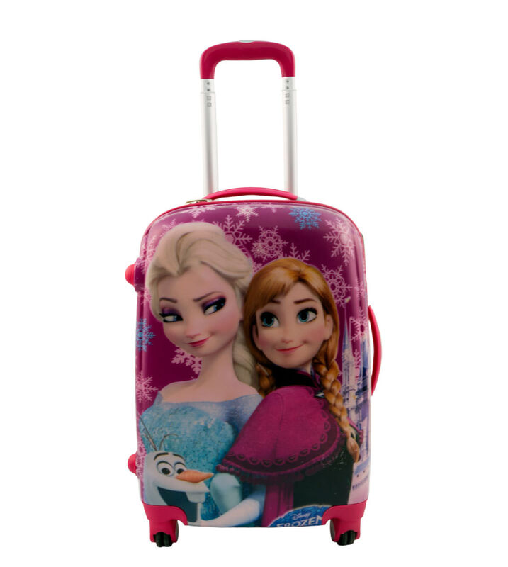 Магазин сумок Rozan Чемодан «Холодное сердце» - фото 1