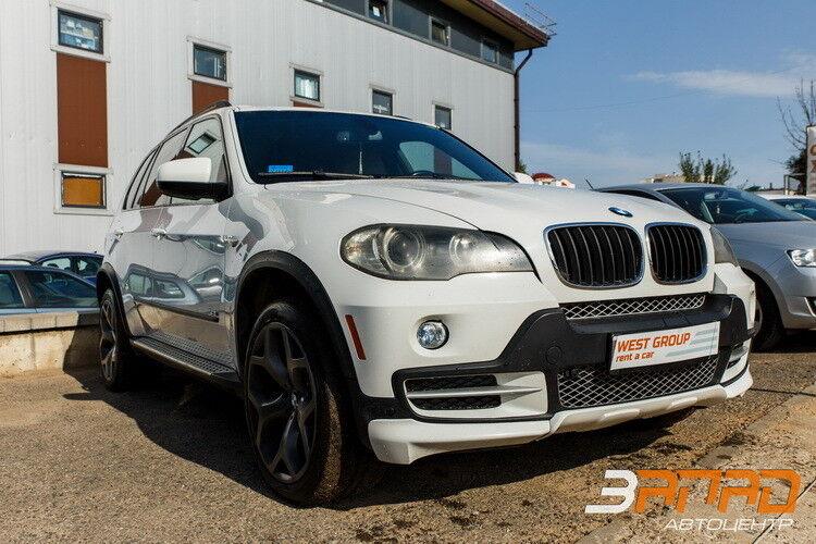 Аренда авто BMW X5 (E70 кузов) 2009 - фото 1