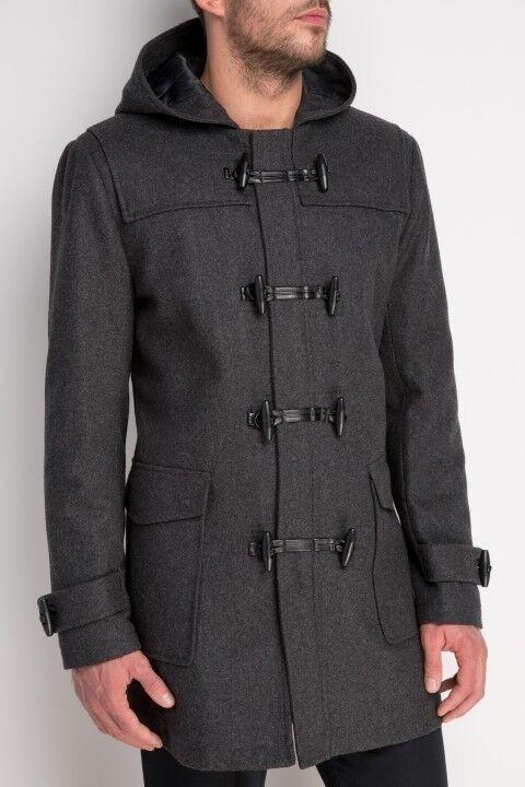 Верхняя одежда мужская Monton Пальто мужское 207462 - фото 3
