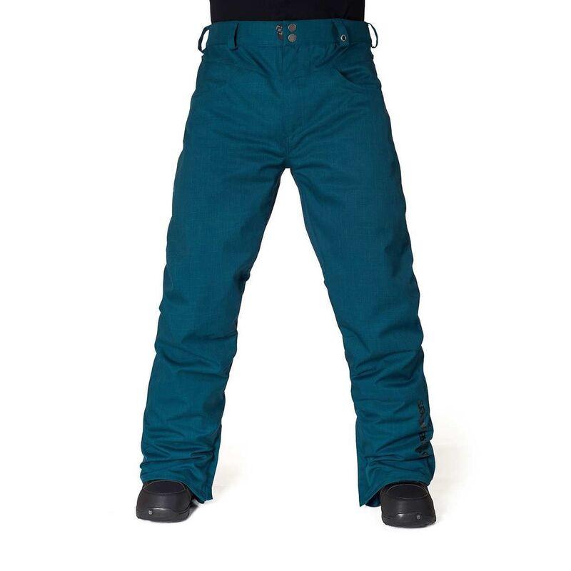 Спортивная одежда Horsefeathers Сноубордические брюки Roulette 1516 темно-синий - фото 1
