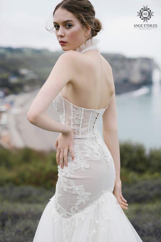 Свадебный салон Ange Etoiles Свадебное платье AEriality Collection Bett - фото 3