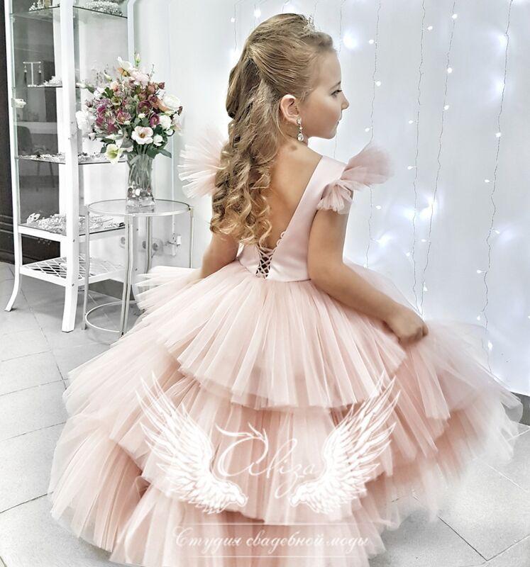 Платье детское ALIZA Детское вечернее платье Avrora - фото 2