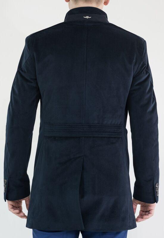 Верхняя одежда мужская AKCENT Куртка мужская хлопковая Темно-синяя - фото 2