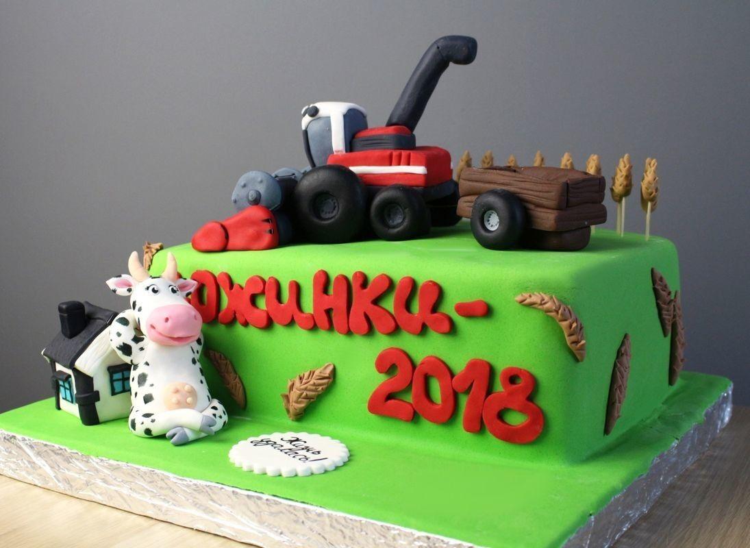 Торт Заказторта.бай Корпоративный торт №9 - фото 1