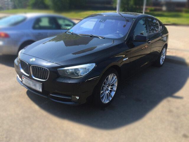 Прокат авто BMW 5 GT - фото 1