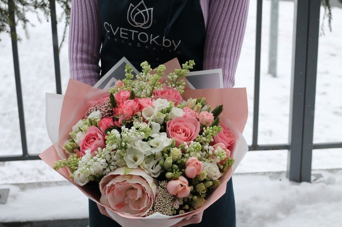 Магазин цветов Cvetok.by Букет «Валери» - фото 2