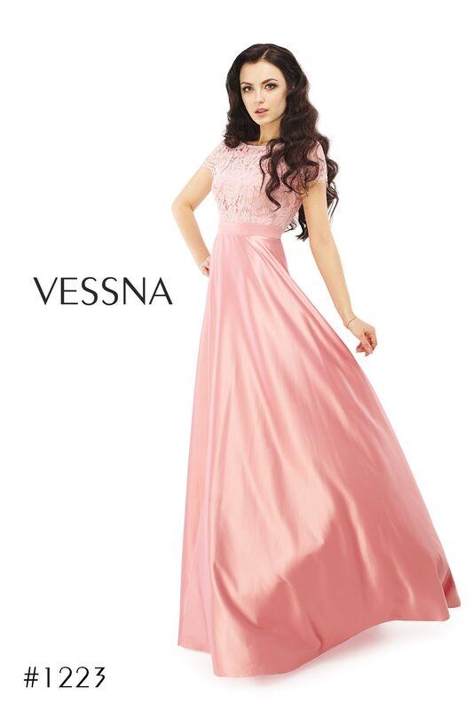 Вечернее платье Vessna Вечернее платье арт.1223 из коллекции VESSNA Party - фото 1
