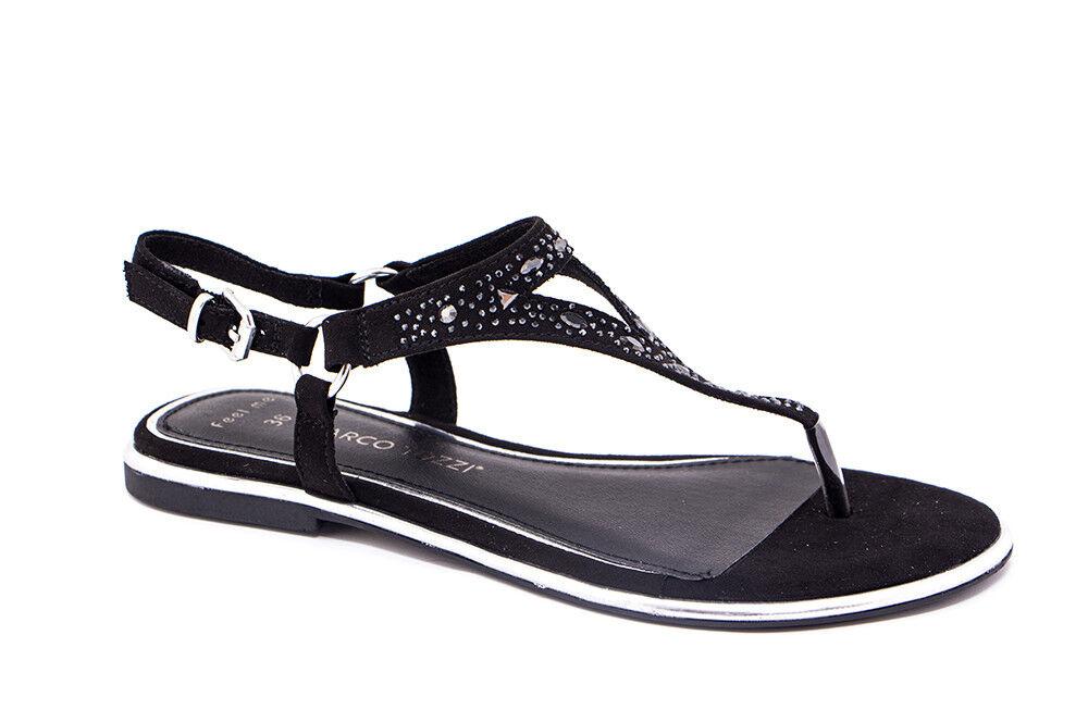Обувь женская Marco Tozzi Босоножки женские 2-28108-28-001 - фото 1