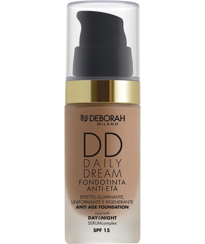 Декоративная косметика Deborah Milano Тональная основа ДД DH DD Daily Dream Foundation N.04 - фото 1