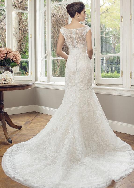 Свадебное платье напрокат Mia Solano Платье свадебное «Alyce» - фото 2