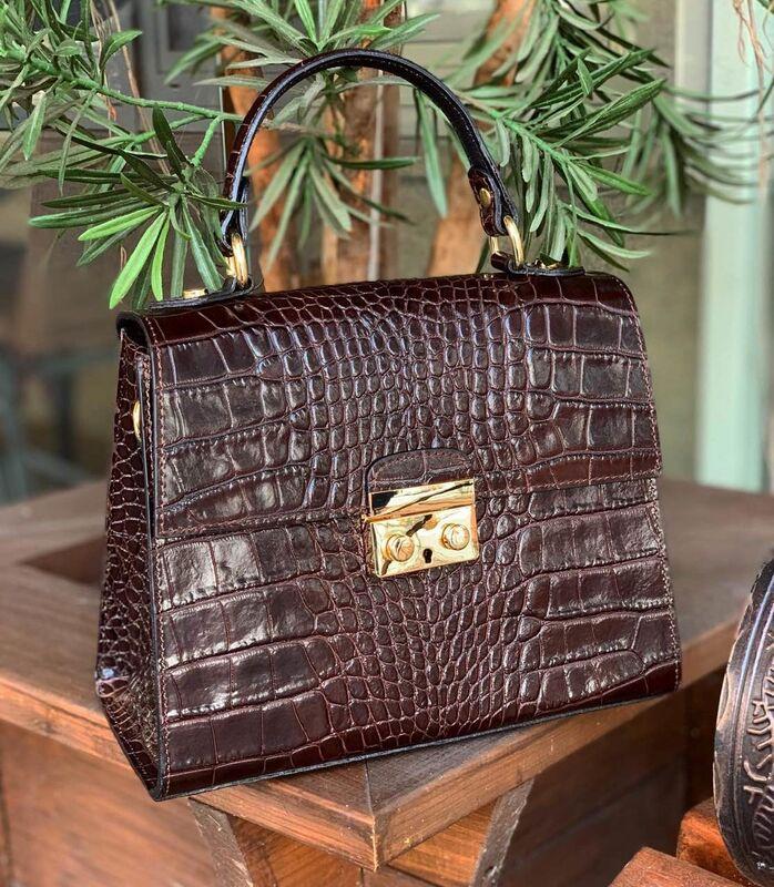 Магазин сумок Vezze Кожаная женская сумка C00538 - фото 3