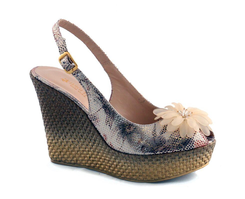 Обувь женская L.Traini Босоножки женские 23603 - фото 1