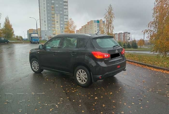 Прокат авто Mitsubishi ASX 2012 - фото 2