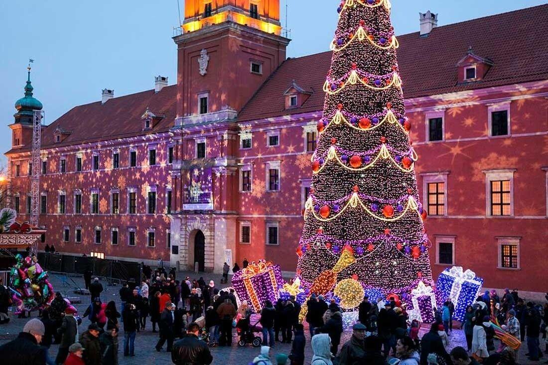 Туристическое агентство VIP TOURS Новый год в Варшаве - фото 1