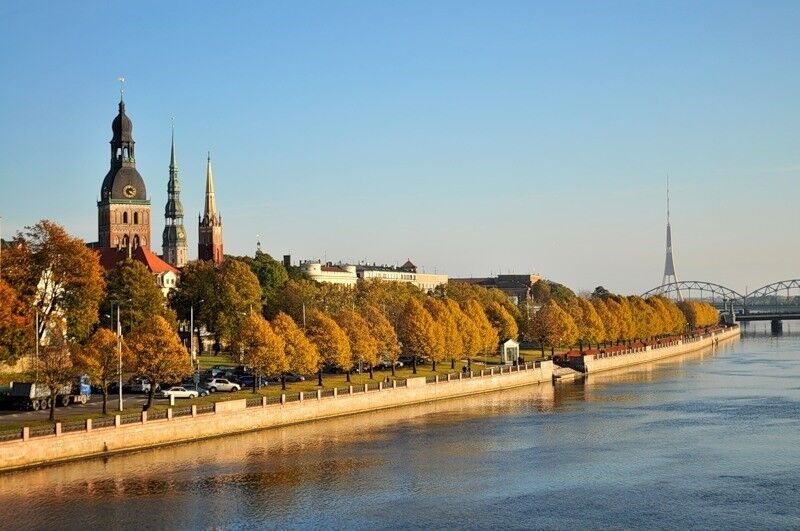 Туристическое агентство Сэвэн Трэвел Латвийские замки в туре выходного дня Рига-Цесис-Сигулда - фото 6