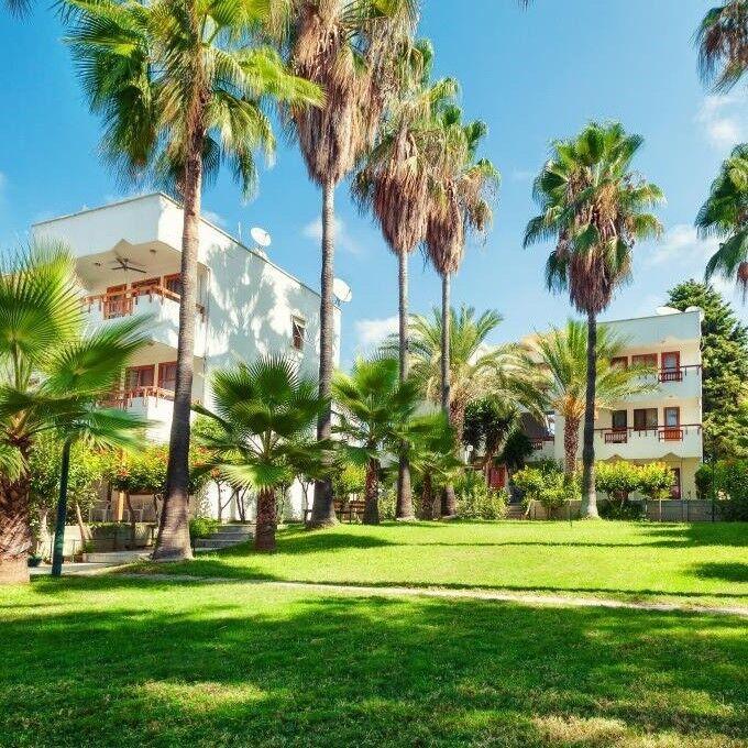 Туристическое агентство Клеопатра-тур Пляжный тур в Турцию, Аланья, Antik Garden Hotel 4* - фото 1