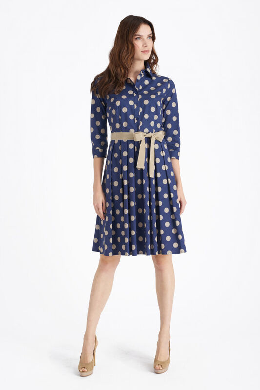 Платье женское Luisa Spagnoli Платье PROPOSITO - фото 4