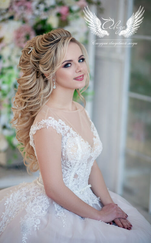 Свадебный салон ALIZA Платье свадебное «Lyuchiya» Soffito - фото 4