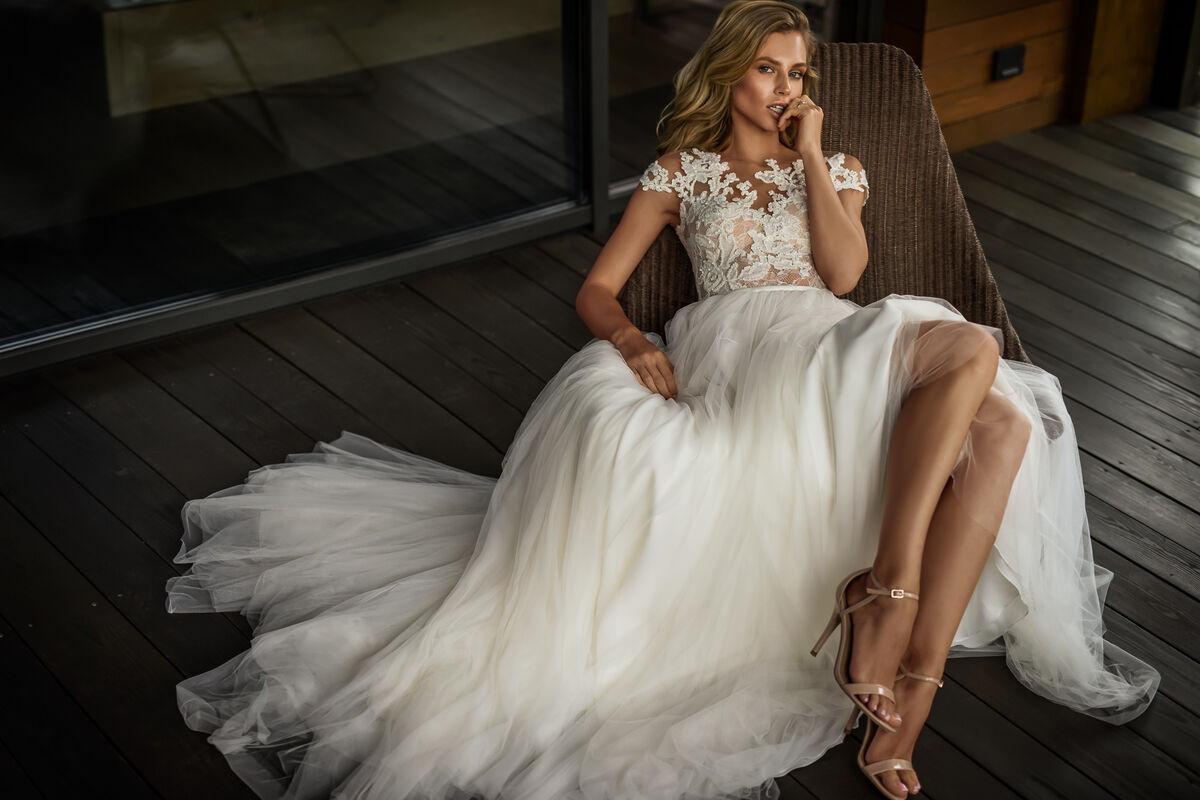 Свадебный салон Florence Свадебное платье Adore - фото 4