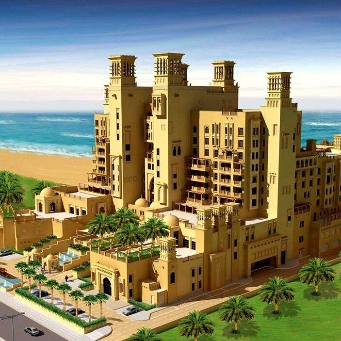 Туристическое агентство ВОЯЖТУР Авиатур в ОАЭ, Шарджа, Sheraton Sharjah Beach Resort & Spa 5* - фото 1