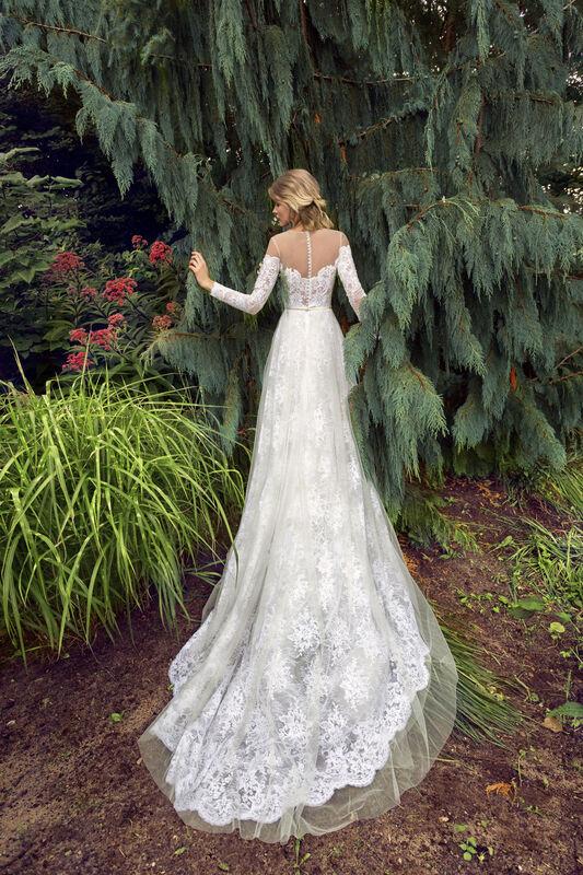 Свадебный салон Papilio Свадебное платье «Монтичели» модель 19/2005L - фото 2
