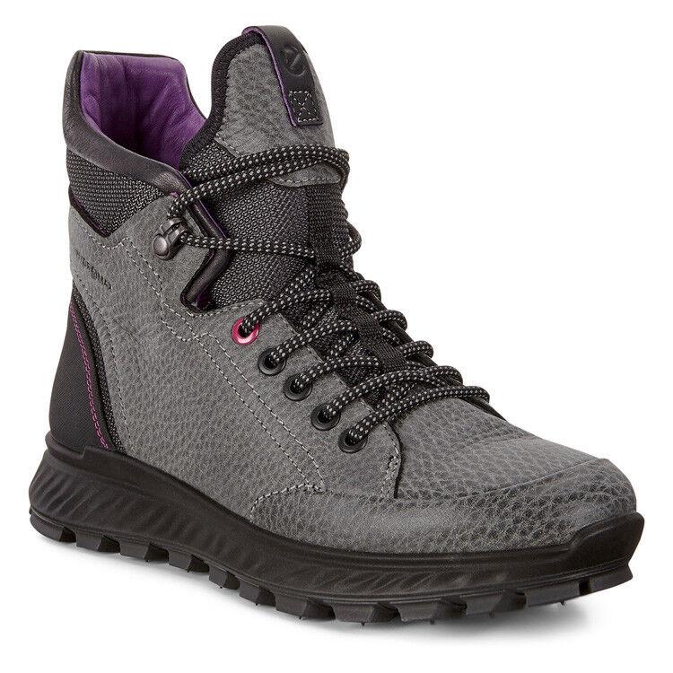 Обувь женская ECCO Кроссовки высокие EXOSTRIKE L 832303/01001 - фото 1