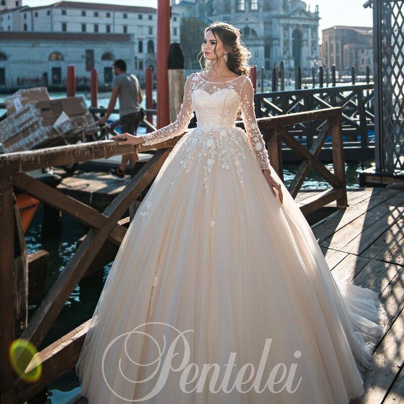 Свадебное платье напрокат Lavender Свадебное платье Afrodita - фото 1