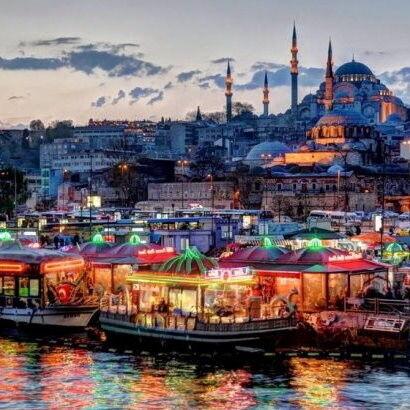 Туристическое агентство ТиШ-Тур Комбинированный автобусный тур «Очарование осенней Турции» - фото 1