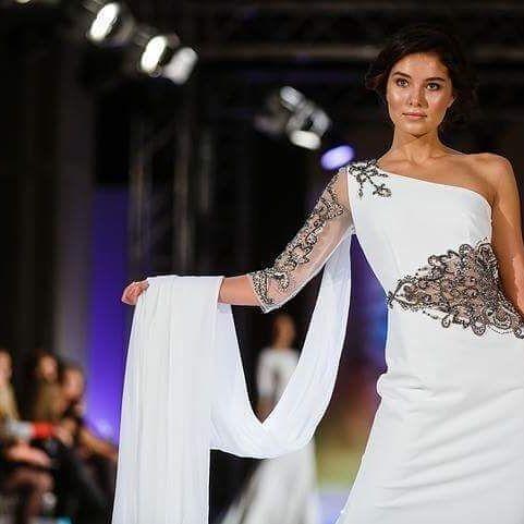 Свадебное платье напрокат La Festa Платье свадебное PLD117-2/1 - фото 2