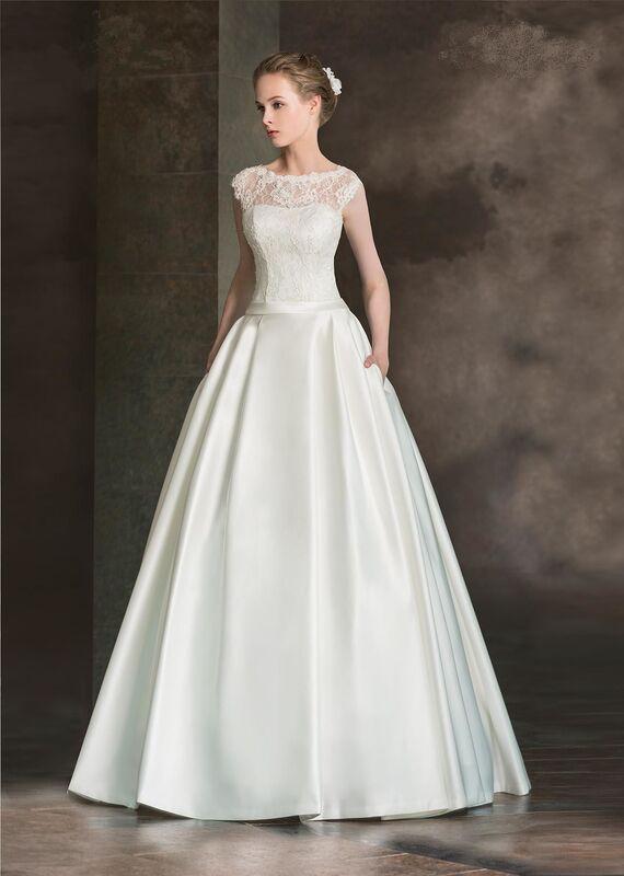 Свадебное платье напрокат Destiny Collection Платье свадебное 1702 - фото 1