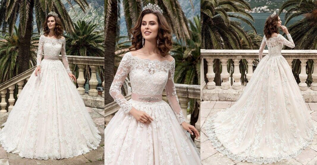 Свадебное платье напрокат Lussano Bridal Платье свадебное 16007 - фото 2