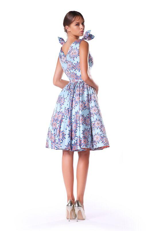 Платье женское Isabel Garcia Коктейльное платье BK1297 - фото 2