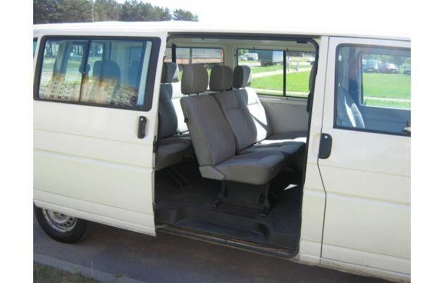 Аренда авто Volkswagen Transporter T4 2003 г.в. - фото 2
