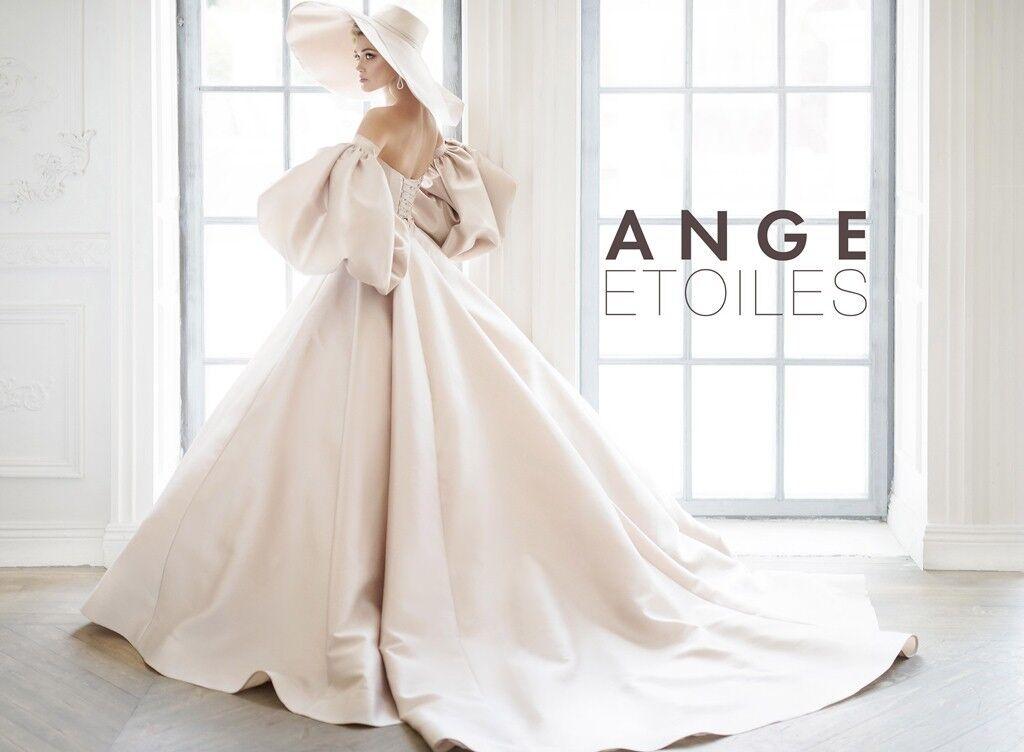 Свадебное платье напрокат Ange Etoiles Платье свадебное Charm 2017 Merian - фото 1
